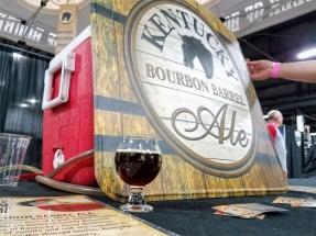 Valley Forge Beer and Cider Festival 20171104_173116 Kentucky Bourbon Barrel Ale Honey Barrel Brown Ale
