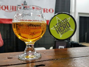 Valley Forge Beer and Cider Festival 20171104_175241 Liquid Hero Brewery Irregardless IPA