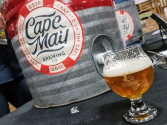Valley Forge Beer and Cider Festival 20171104_181639 Cape May Brewing IPA