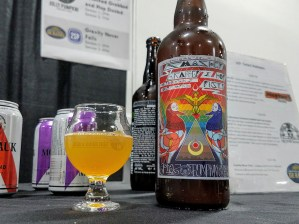 Valley Forge Beer and Cider Festival 20171104_183554 Jolly Pumpkin Holy Mountain Smashed Grabbed and Hop Dusted