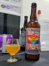 Valley Forge Beer and Cider Festival 20171104_183606 Jolly Pumpkin Holy Mountain Smashed Grabbed and Hop Dusted