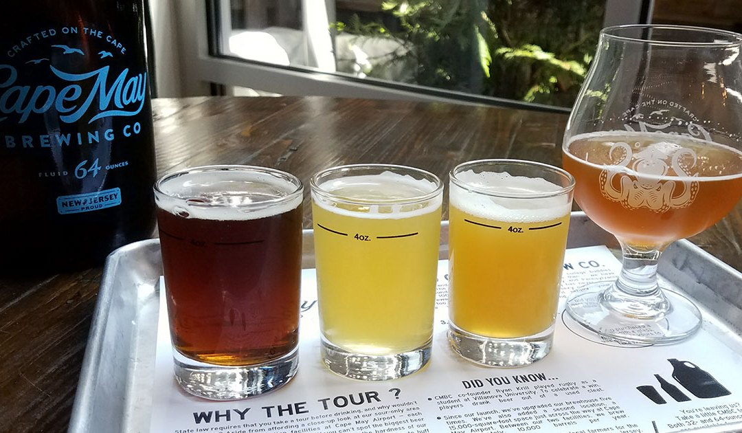 Flight Review: Revisiting Cape May Brewing Company