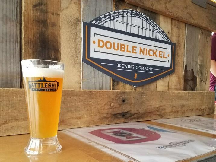 Suds & Stogies 2017 Battleship New Jersey_20171118_140157 Double Nickel Belgian Golden Ale