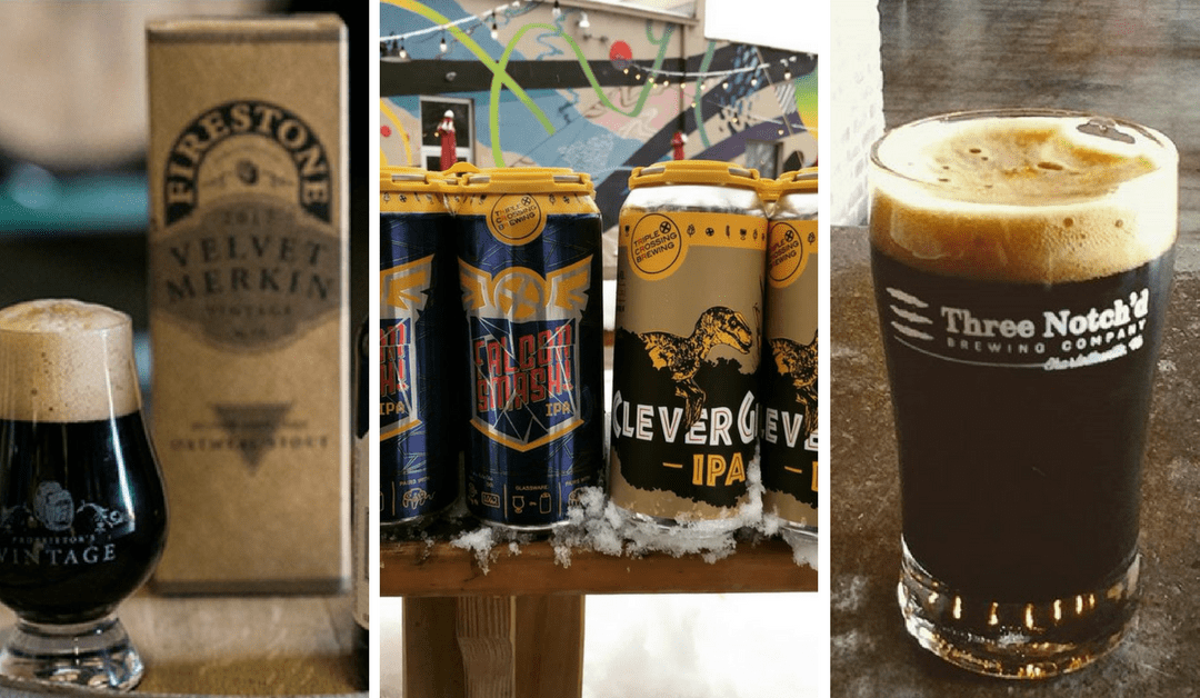 Our Favourite Craft Beers of 2017 Part 1