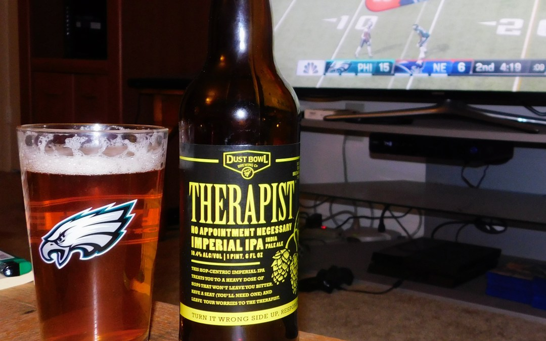 Review: Therapist by Dust Bowl Brewing Company