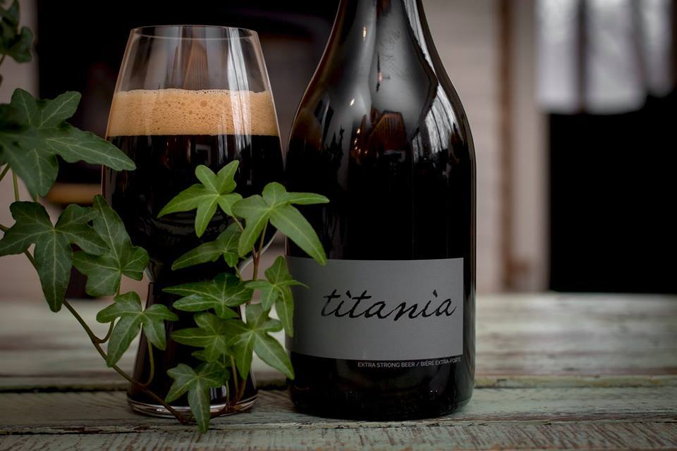 Review: Titania Imperial Stout from Sawdust City Brewing Co