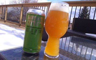Review: Get It In Ya Double IPA by Sawdust City Brewing Co and BAOS Podcast