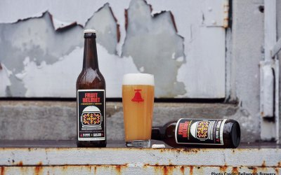 Review: Fruit Helmet (Strawberry/Banana) by Bellwoods Brewery