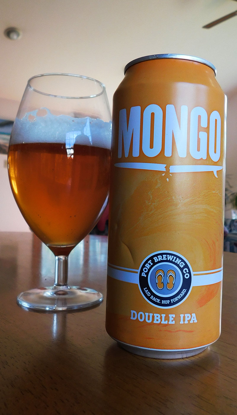 I would be more than happy to keep this stocked in the fridge as a perfect example of a classic west-coast DIPA. Smooth, incredibly drinkable, even at 8.5% ABV. Click through for the full review!