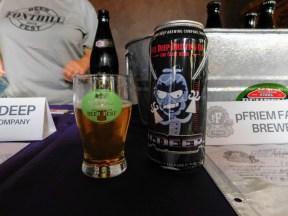 Fonthill Castle Beer Festival 2018 017 Knee Deep Brewing RU-Deep-2 Double IPA (Large)