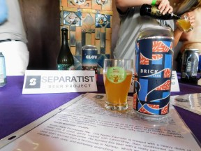Fonthill Castle Beer Festival 2018 024 Seperatist Beer Project Brick Lane Double Rice IPA (Large)