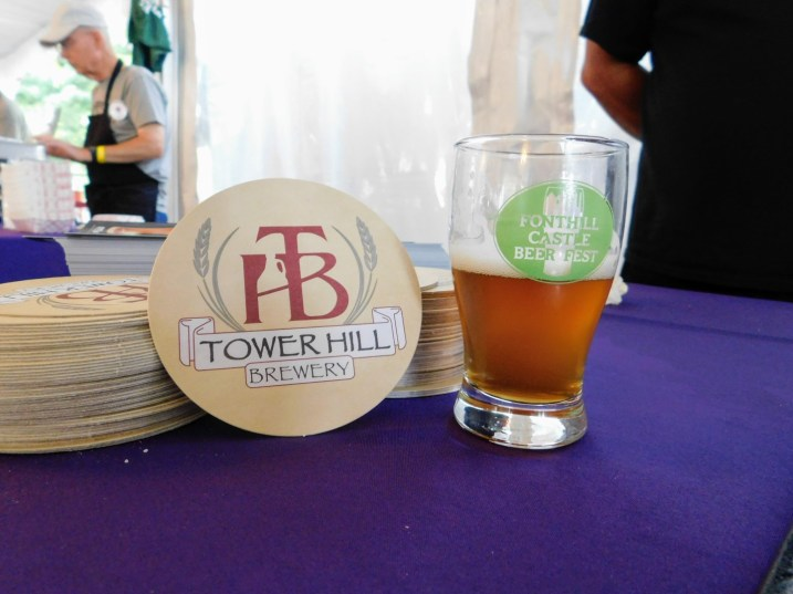 Fonthill Castle Beer Festival 2018 093 Tower Hill Brewery Causton Pale Ale (Large)