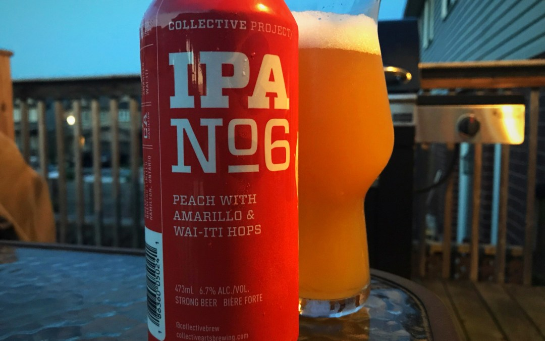 Review: IPA No. 6 by Collective Arts Brewing