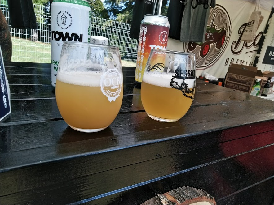 Town Brewery Brave New World IPA