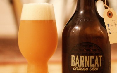 Review: Extra Juice by Barncat Artisan Ales