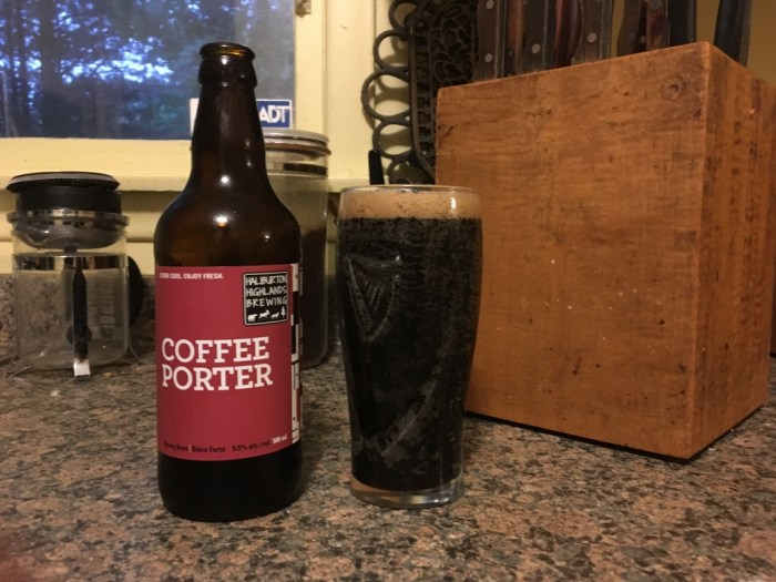 Haliburton Highlands Coffee Porter