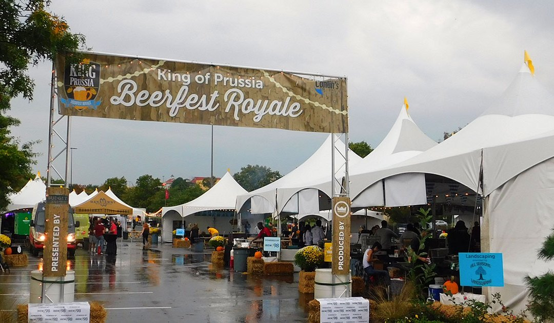 Recap: King of Prussia Beerfest Royale 2018