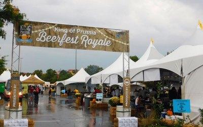 Recap: King of Prussia Beerfest Royale 2018