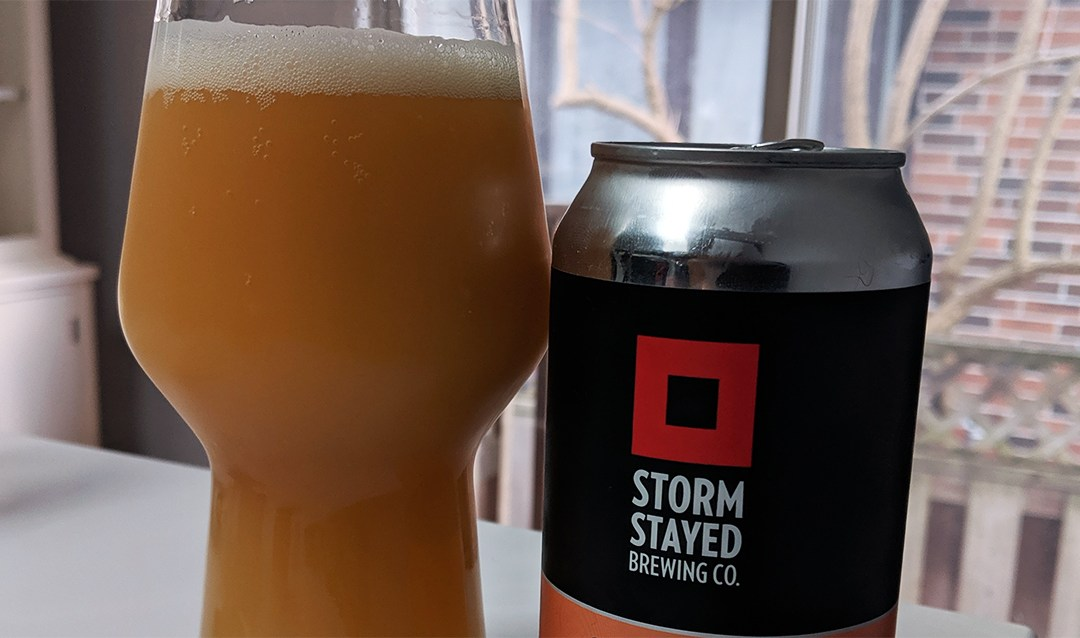 Review: Confluence, by Storm Stayed Brewing Co