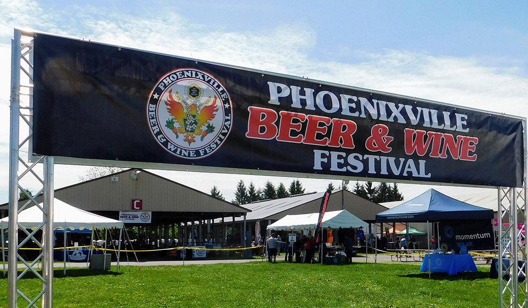Recap: Phoenixville Beer & Wine Festival 2019
