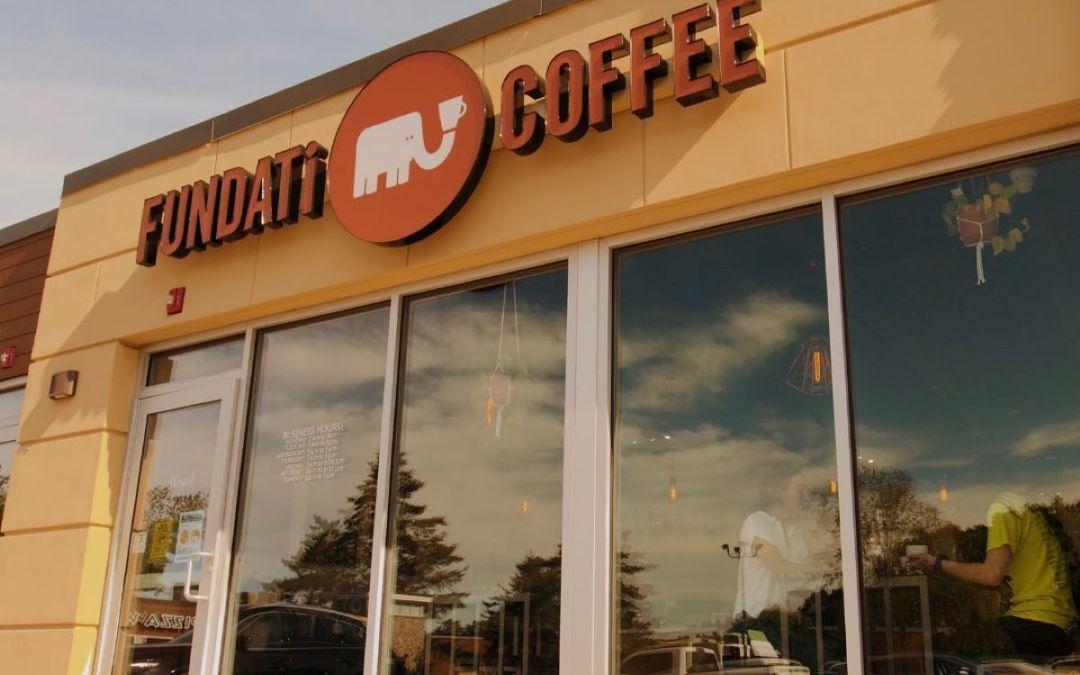 A Grade Podcast: Fundati Coffee