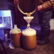 rack for fermentation