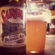 saranac blueberry blonde