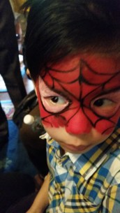 Another Marvel character: Loads of Spidermans this Christmas!