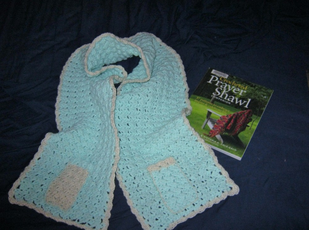 Book Review - Crocheted Prayer Shawl Companion (2/4)