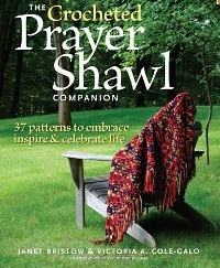 Book Review - Crocheted Prayer Shawl Companion (1/4)