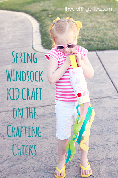 The Crafting Chicks: Windsock
