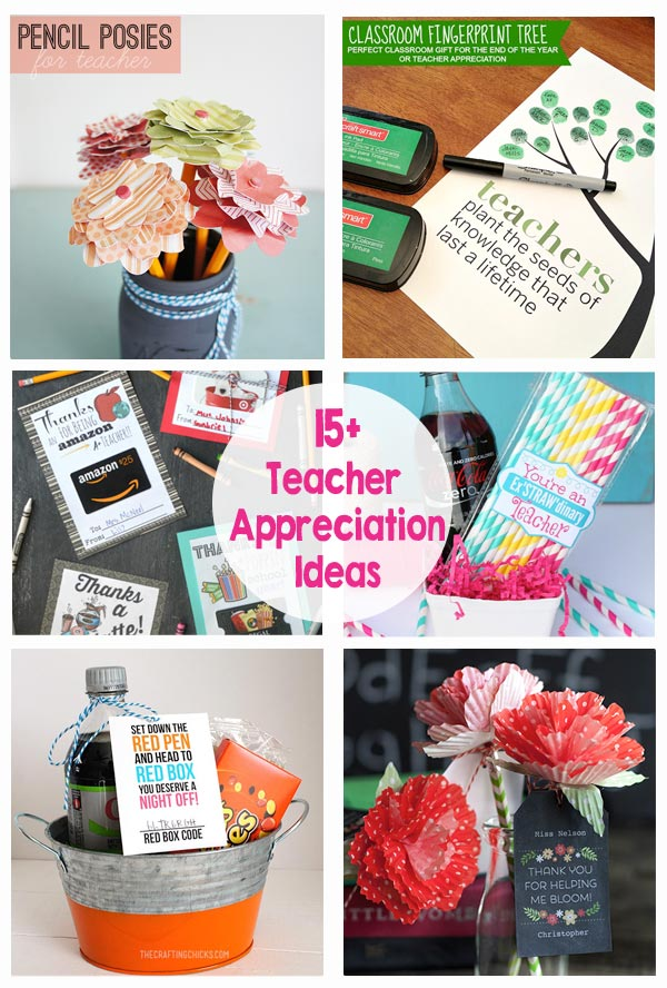 Great Time Teacher Gift The Crafting Chicks