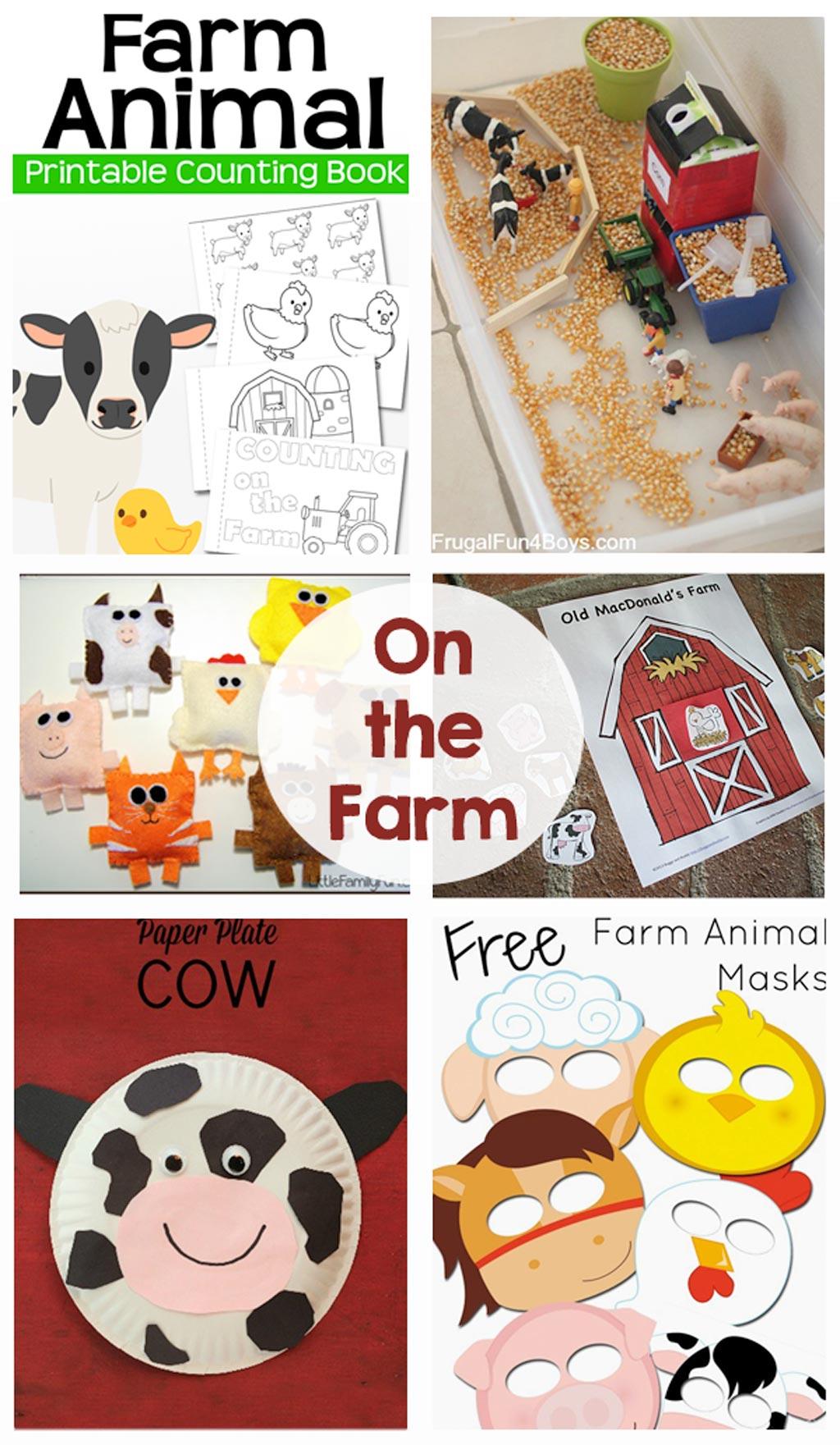 On The Farm Activities
