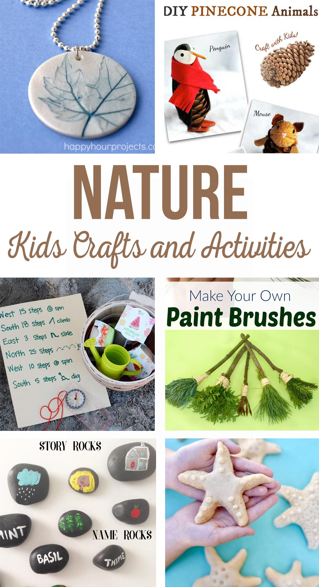 Nature Kids Crafts And Activities