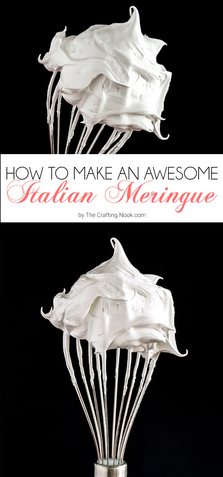 How to Make an Awesome Italian Meringue