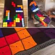 Tetris blanket Complete