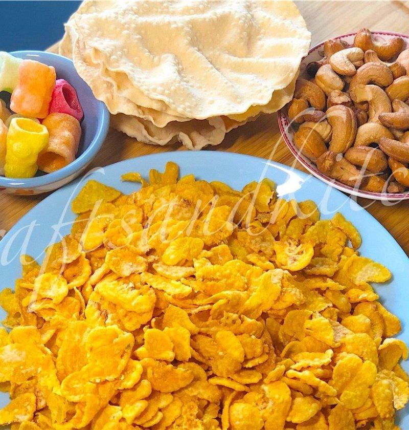 Oil free snacks