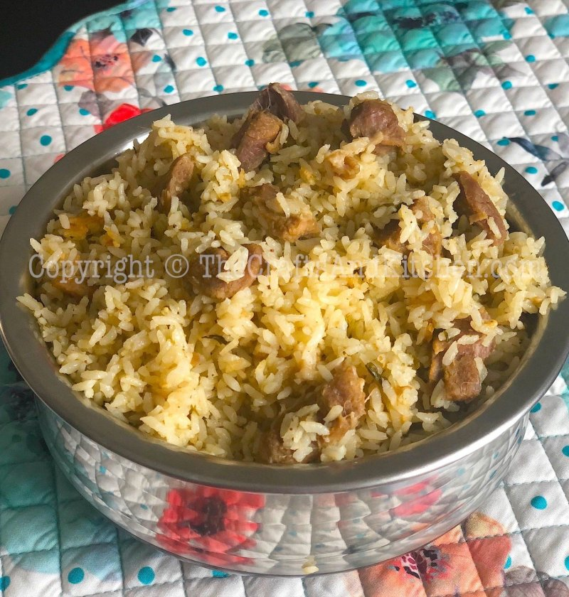 Thalapakatti Mutton Biryani