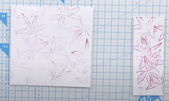Flower Stamping Technique 1