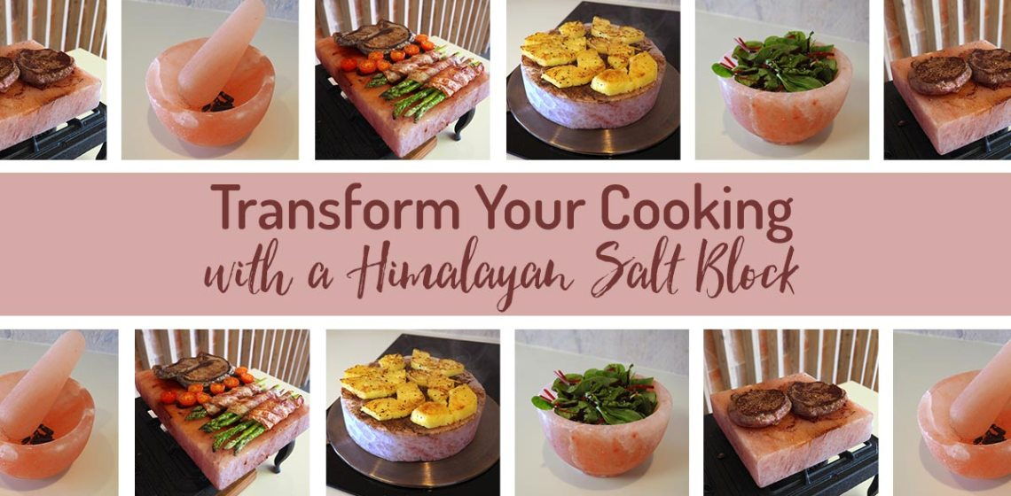 Transform Your Cooking with a Himalayan Salt Block