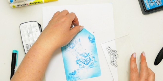 background stamping