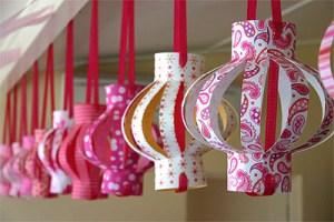 Diwali Lantern Making Tutorial 13