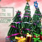 DIY Mini Christmas tree #18