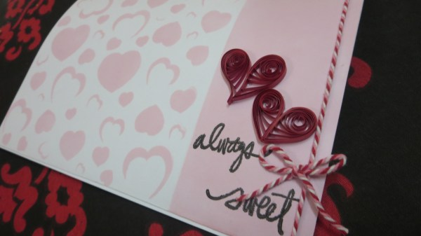 Quilled Hearts Card Tutorial (5)