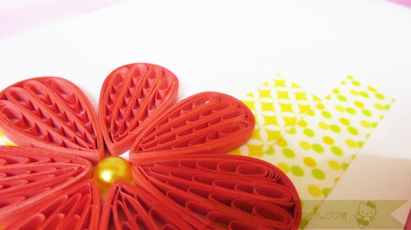 Quilling comb flower tutorial with video quilling comb flower tutorial 21 mightylinksfo