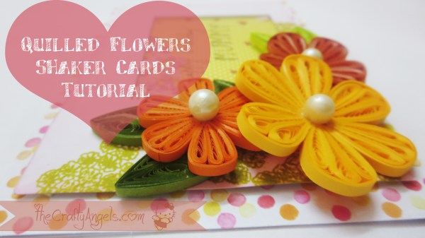 Tight quilled flower shaker card tutorial (12)