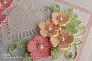 Quilling tutorial : quilling-tight flower tutorials