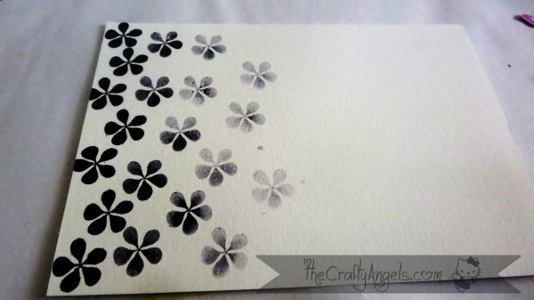 Generation stamping technique black and white cas card  (10)