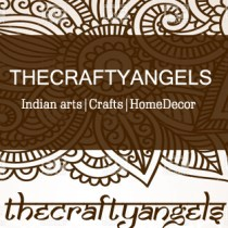 craft home decor blog sponsorship