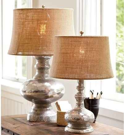 decorate home interior with table lamps